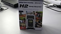 Audio-Recorder Zoom H2